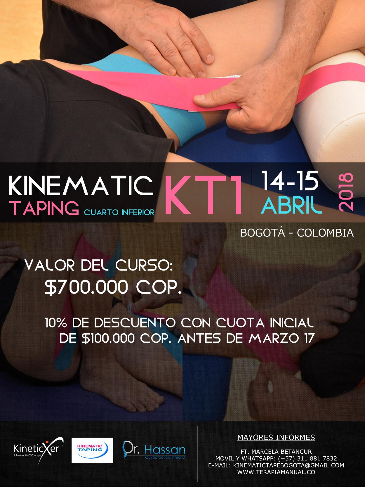Kinematic Taping Kt1 - Bogotá Marzo 2018-013